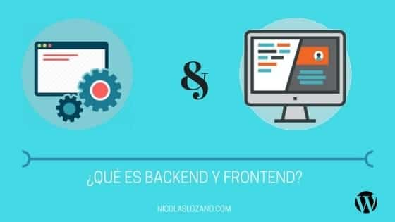 BACKEND & FRONTEND