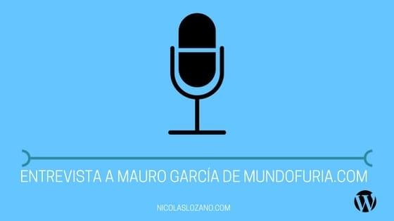 Entrevista a Mauro Garcia Diseñador Web