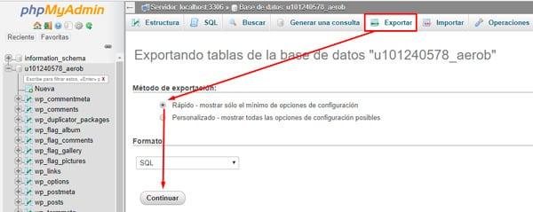 migrar wordpress a hosting nuevo
